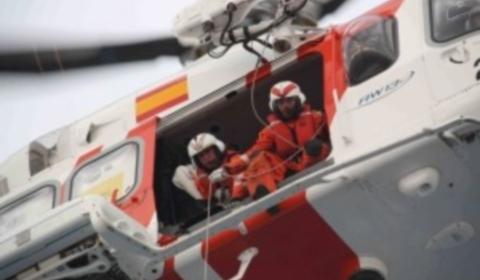 Salvamento Marítimo intenta localizar al desaparecido (Foto: Archivo)