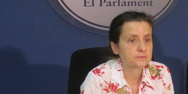La consellera Fina Santiago (Foto: Europa Press)