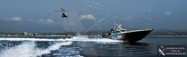 guardia civil del mar