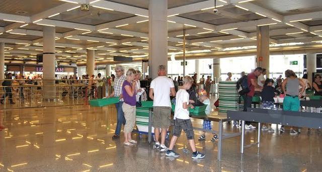 Aeropuerto de Palma (Archivo)