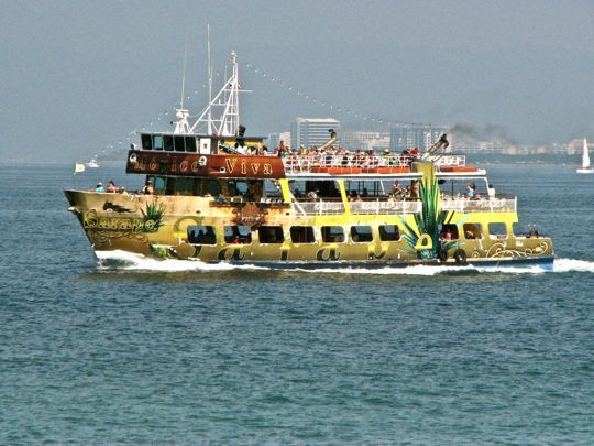 Party-boat