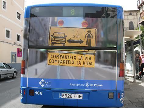 Bus de la Empresa Municipal de Transports