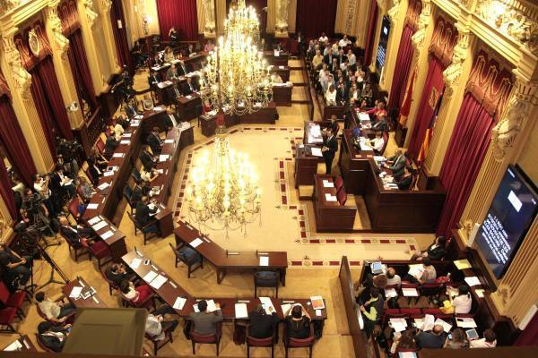 El Parlament (Foto: Archivo)