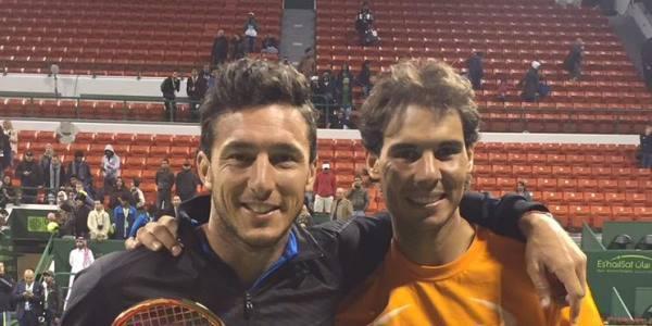 Pico y Rafa campeones - Doha '15 - mallorcaconfidencial.com