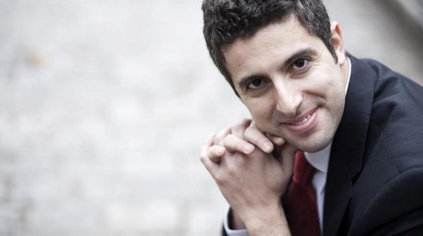 pianista Javier Negrín
