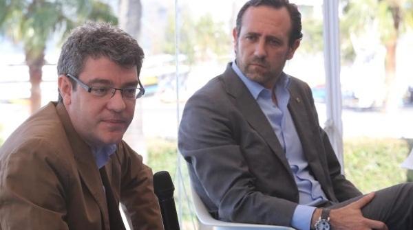 Álvaro Nadal y JR Bauzá