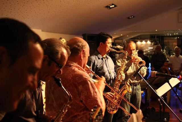 Jam Session Blue Jazz Club