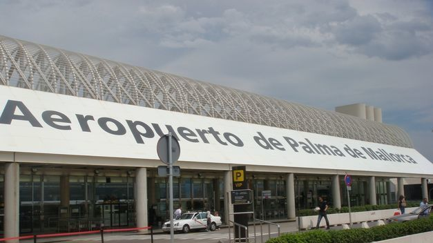 aeropuerto palma son sant joan