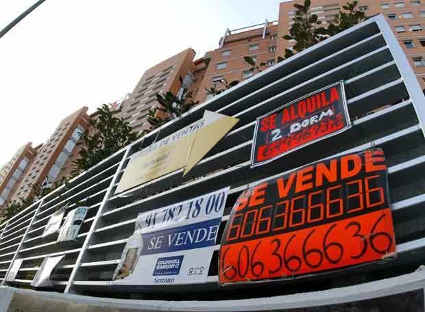 Descenso generalizado a nivel estatal en la compaventa de viviendas (Foto: Archivo)