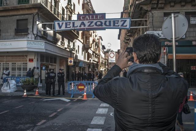 Calle Velázquez