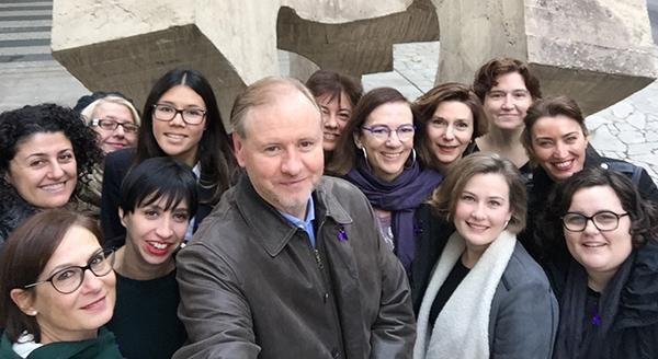 El PSIB se apunta al selfie