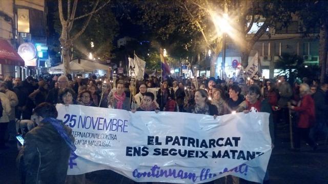 25N en Palma