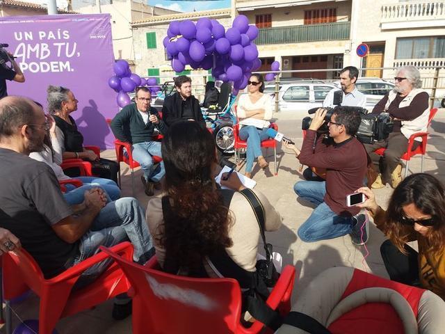 Juan Pedro Yllanes. Foto: Podem.