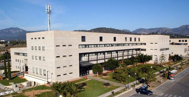 Universitat de les Illes Balears (Foto: Archivo)