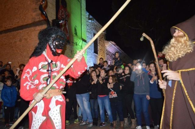 fiestas de Sant Antoni en Son Servera