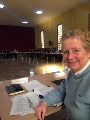 Catalina Serra, portaveu de Ciutadans al Consell de Mallorca