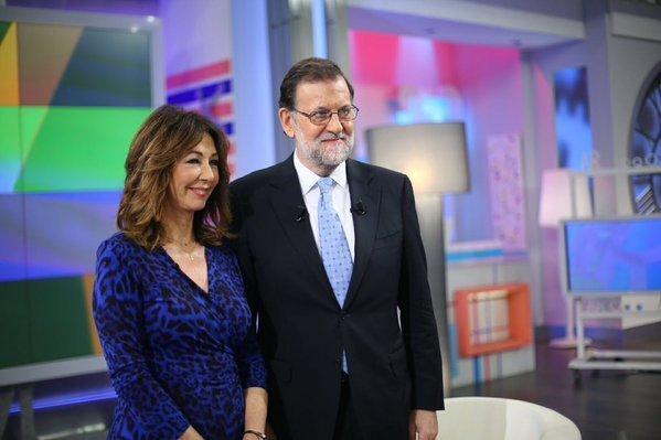 Ana Rosa Mariano Rajoy