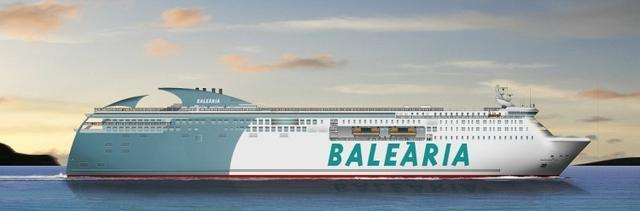 Baleària ferry buque inteligente smartship