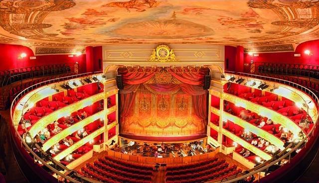 Teatre Principal Palma teatro cultura