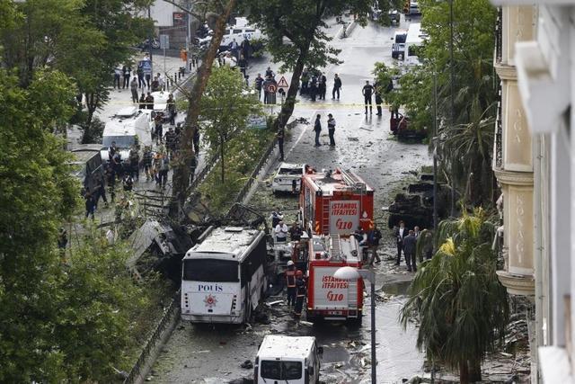 Presunto autor ataque Estambul detenido