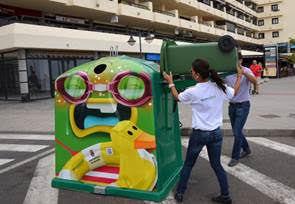 Palma es la quina capital de provincia que más recicla (Foto: Archivo)
