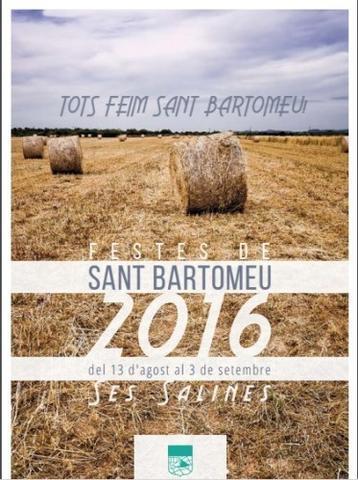 St_Bartomeu portada