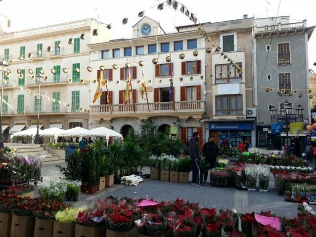 Plaza del consistorio