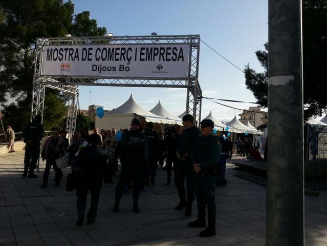 entrada fira Dijous Bo