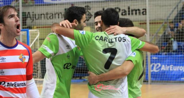 El Palma Futsal aplasta al Inter Movistar