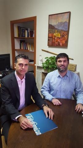Director Telefonica y alcalde Bunyola