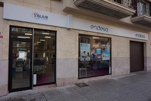 Endesa abre un nuevo punto de atenci n al cliente en palma - Oficina fecsa endesa barcelona ...