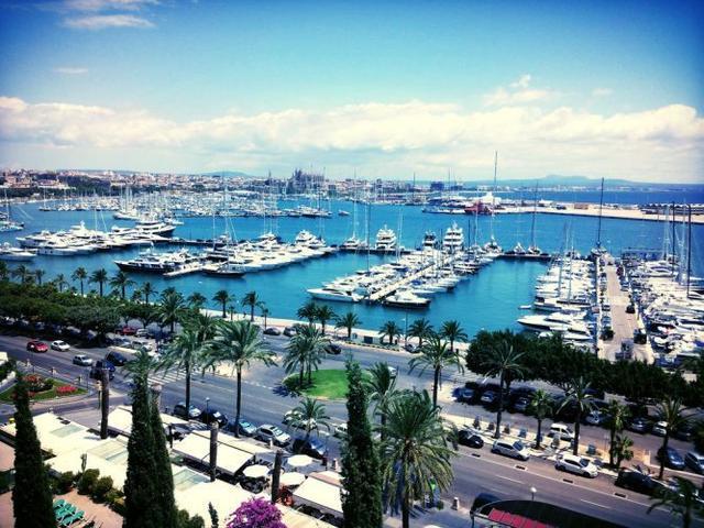 Paseo Marítimo Palma