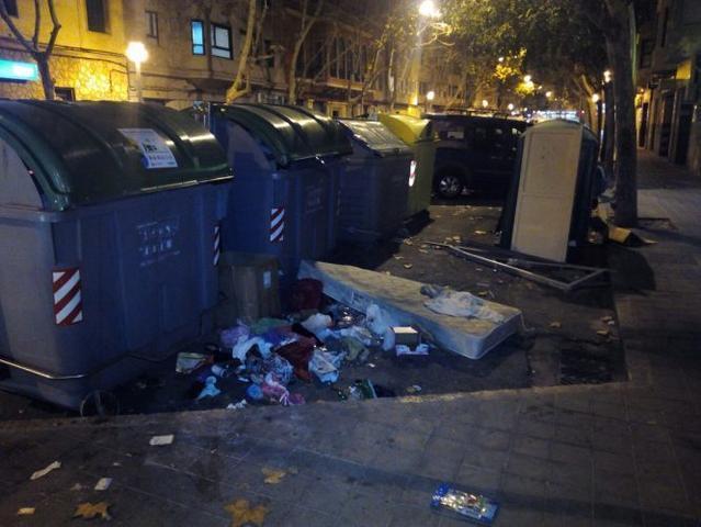 Calle Fausto Morell