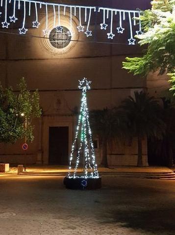Encendido luces Navidad de Porreres 2016