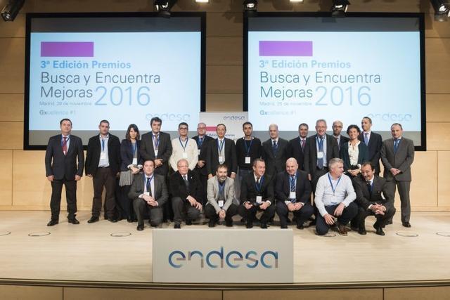 Andreu Company premio ENDESA