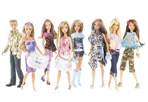 Barbie Fashion