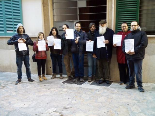 Plataforma Stop desahucios Mallorca