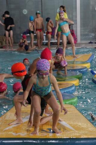080117 fiesta acuática Son Moix- niños piscina