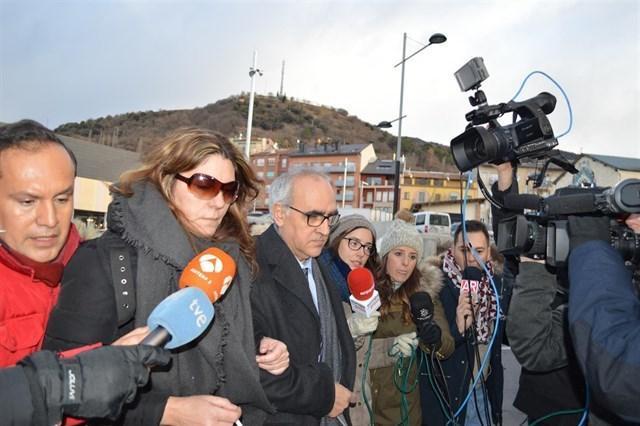 130117 Marga Garau declara sobre las fotos de Nadia ante el juez