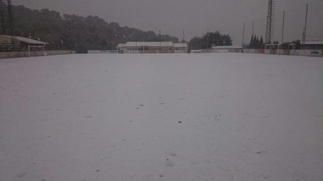 Campo de Fútbol de Montaura