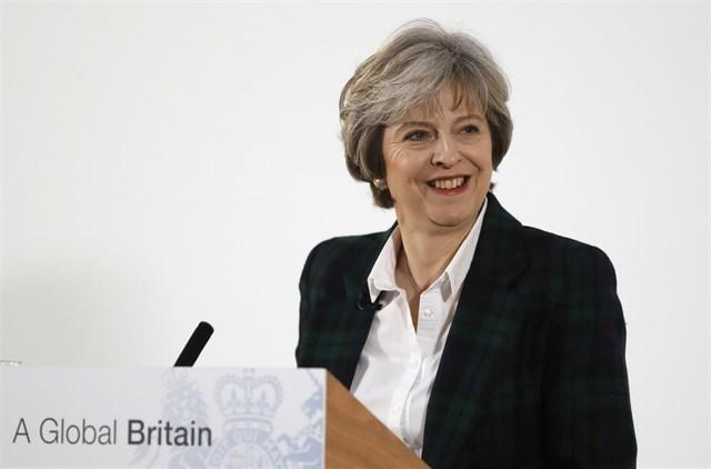 Imagen de Theresa May