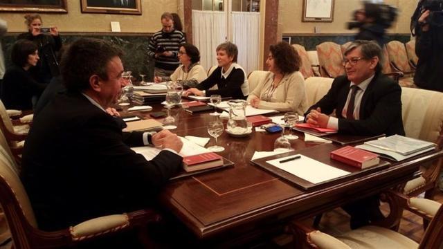 El Parlament cesa a Xelo Huertas