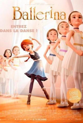 Ballerina animación