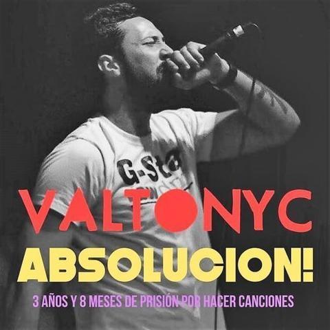 El rapero mallorquín Josep Miquel Arenas, conocido como Valtonyc