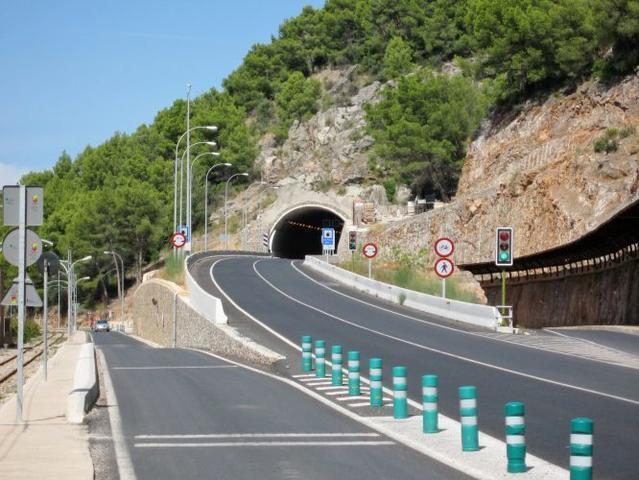 La medida pretende que el de Sóller deje de ser el túnel más peligroso de Europa (Foto: CIM)