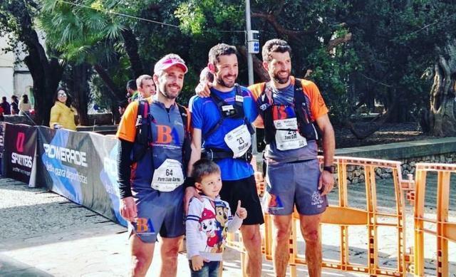 Miquel Capó, Pere Garau y Toni Coll ganadores de la Mallorca 5.000