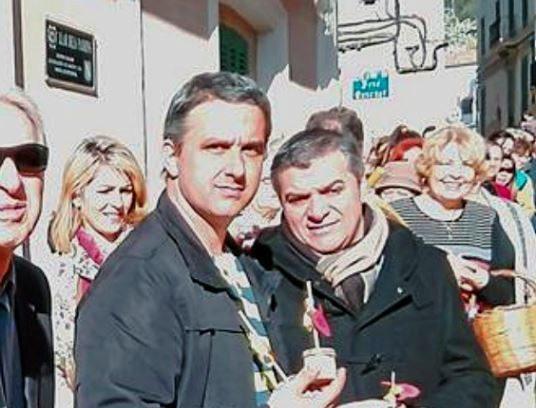Jonás Palomo y Jaume Porsell, de Andratx