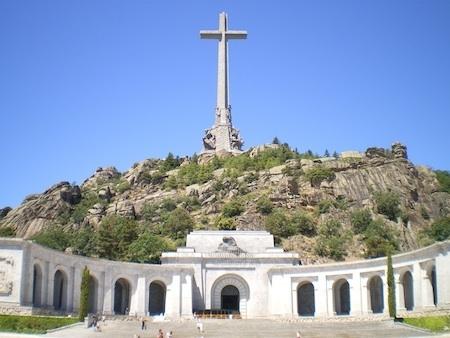 Valle de los Caídos (Foto: Archivo)
