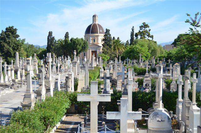 Cementerio de Palma (Foto: Archivo)