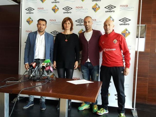 Los de Vadillo han completado un gran encuentro (Foto: Palma Futsal)